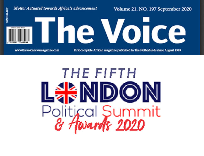The London Political Summit, Pre-Summit 2020 held in London